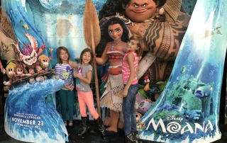 MOANA is in theaters now. See it in a Dolby Cinema at AMC