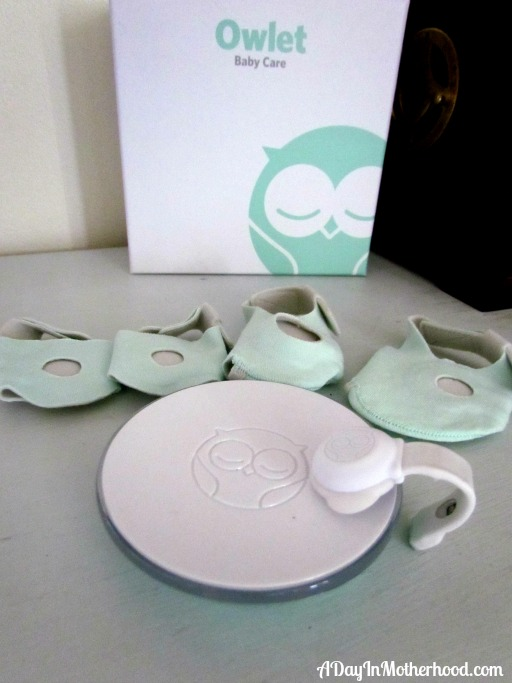 Owlet Baby Monitor Giving Parents Peace Of Mind At Night