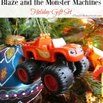 Blaze and the Monster Machines Holiday Gift Set Giveaway