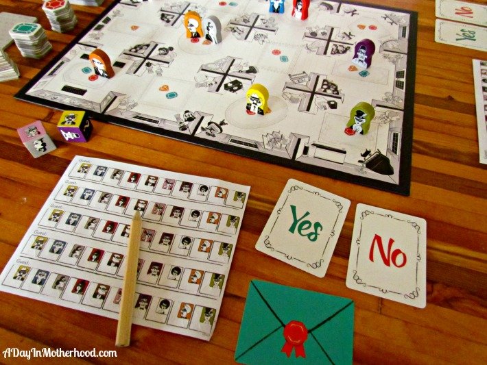 You've been invited! Suspicion A game of deduction. ad
