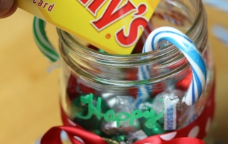 This DIY Gift Card Holder gives a great card and candy!