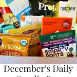 December Daily Goodie Box