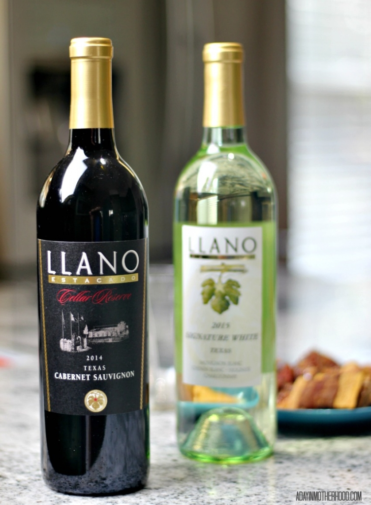 Add this Easiest Bacon Appetizer with Llano Wine for a perfect pairing