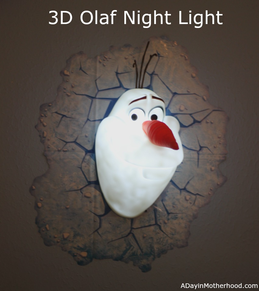 Olaf 3D Night Light