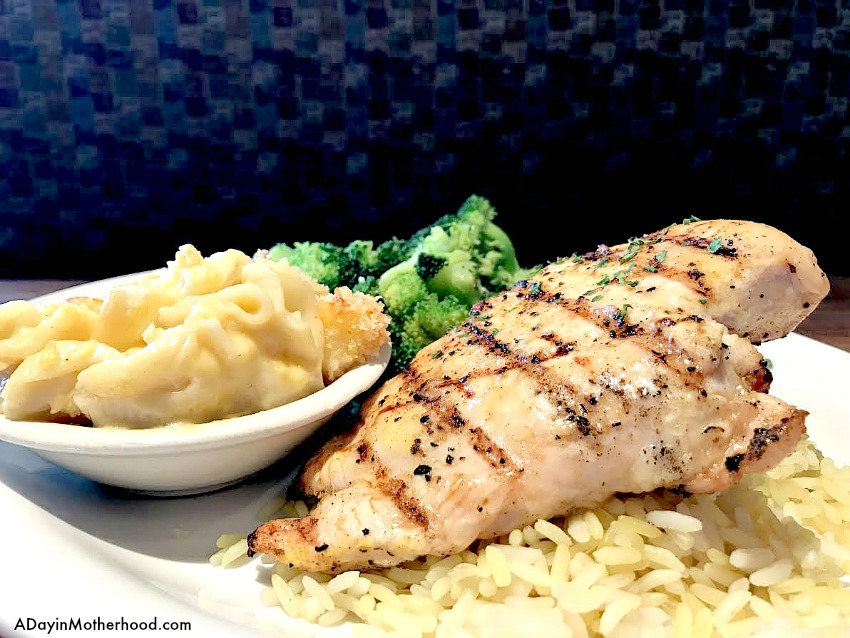 Stay on Track with Your Fresh Start with the Lemon Pepper Chicken