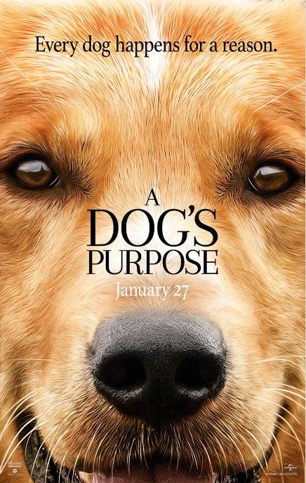 A Dog's Purpose is coming January 27!