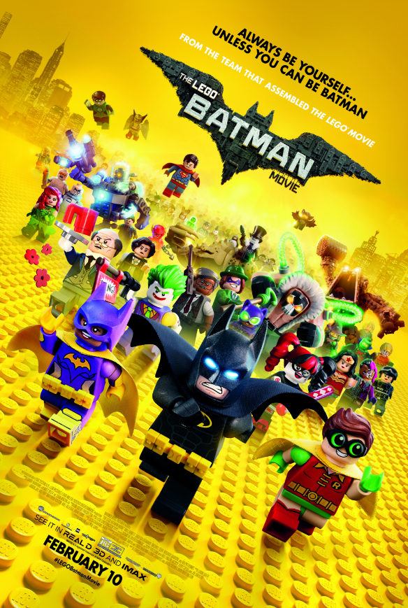 The Lego Batman Movie is coming