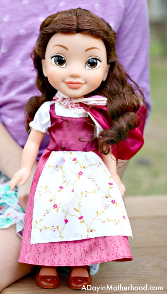 Baby Belle is a fun interactive Beauty and the Beast toys favorite!