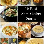 10 Best Slow Cooker Soup Recipes