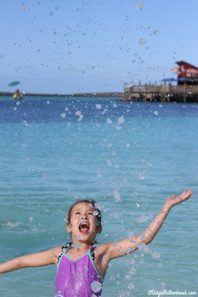 Castaway Cay is a private playground for all ages