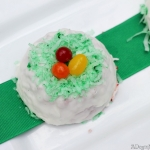 Red Velvet Easter Cakes Recipe