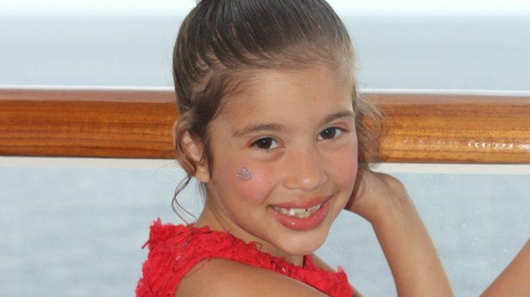 Easy Princess Updo for Kids