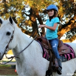 4 Ways Horseback Riding for Kids Colors Their Confidence + Tampico's BOSS BABY Sweeps