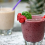 Make this Fruit Smoothie and Green Smoothie Recipe to Fuel Your Day