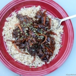 Slow Cooker Mongolian Beef Recipe + WIN a ButcherBox
