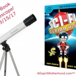 Sci-Fi Junior High Book & Telescope Giveaway