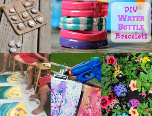 Summer Time Crafts for Kids to Beat the Boredom