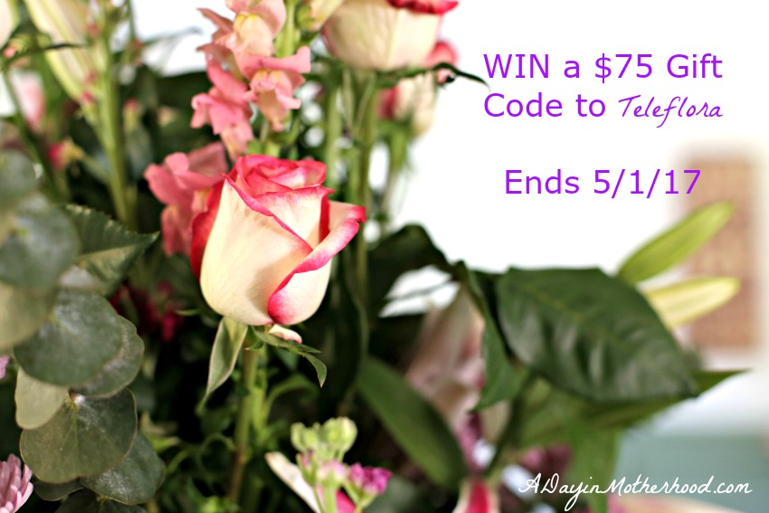 Celebrate Mom with a giveaway