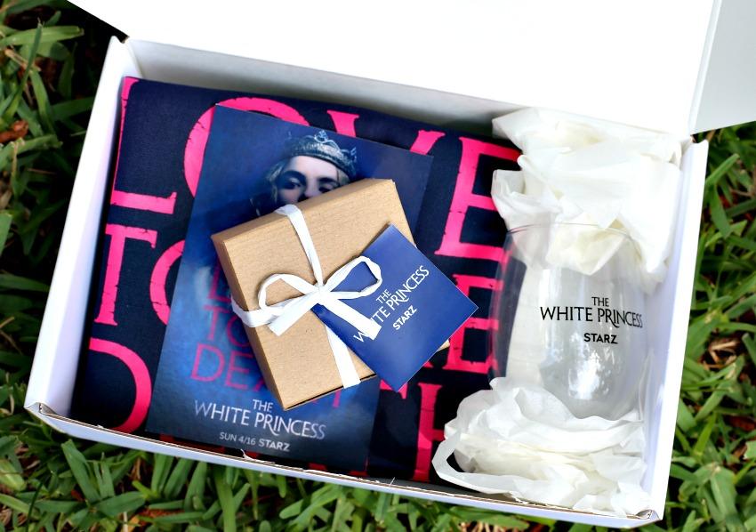 See The White Princess on STARZ April 16