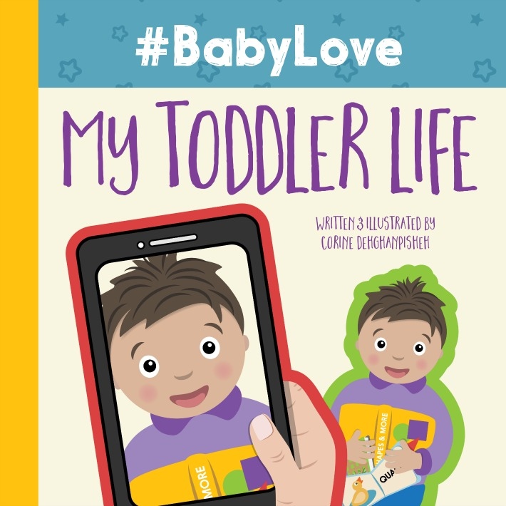 My Toddler Life is book 2 in the #BabyLove series.