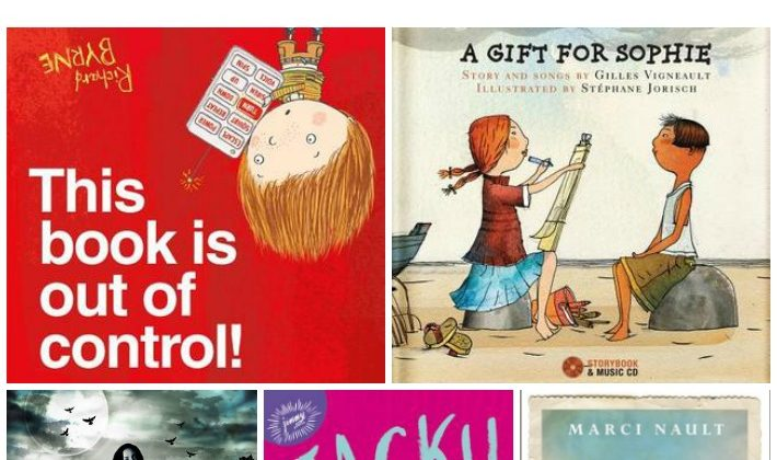 15 Books for Summer Reading- Kids, Teens, and Adults