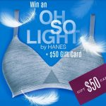 Underwear for Larger Chested Women is Here + WIN a $50 Gift Card + FREE Bra