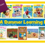 WIN a Scholastic Summer Learning Pack + $50 Gift Card!