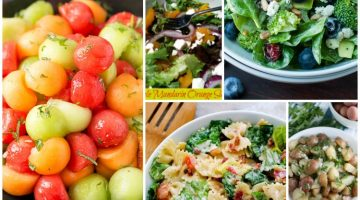 21 Salads to Complement your Barbecue this Summer