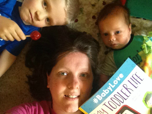 #BabyLove: My Toddler Life by Corine Dehghanpisheh review and giveaway