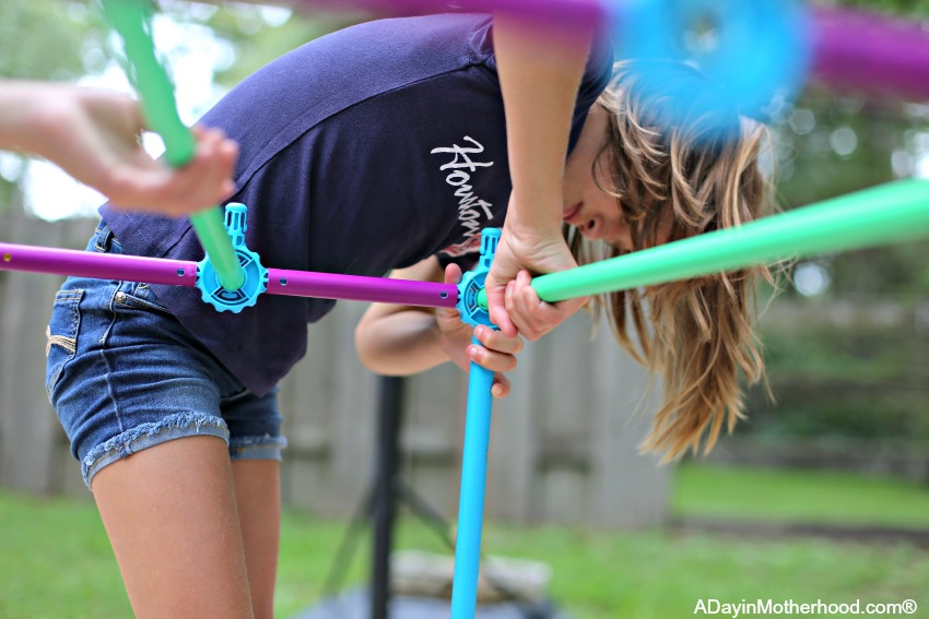 Let Your Kids Build Creatively this Summer with Antsy Pants and their building sets