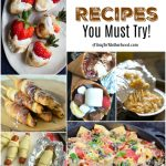 12 Camping Recipes to Make Camping Enjoyable