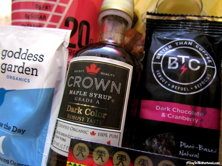 Crown maple makes this my favorite daily goodie box. ad