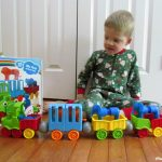 SmartMax My First Animal Train Review + Giveaway