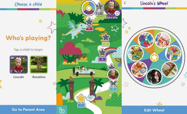 Kudo Banz App is a magical world for kids. AD