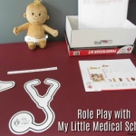 Little Medical School My Little Pediatrician Kit Review + Giveaway