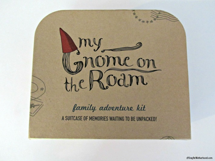 Take My Gnome on the Roam for a family adventure. AD