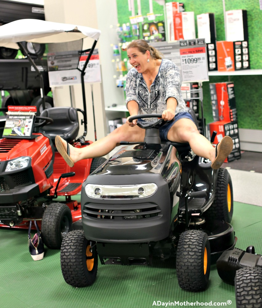 Save BIG at Sears Extended 4th of July Sale with a riding mower