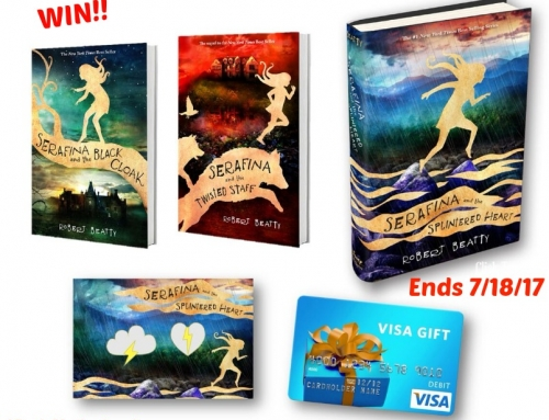 Serafina and the Splintered Heart & $50 Gift Card Giveaway