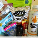 Free Samples with The Daily Goodie Box