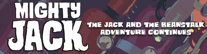 Mighty Jack and the Goblin King is an adventure to take. ad