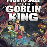 Mighty Jack and the Goblin King by Ben Hatke Book Review