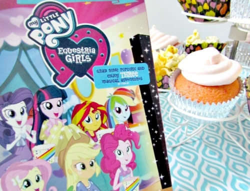 My Little Pony Equestria Girls™ Magical Movie Night + Giveaway