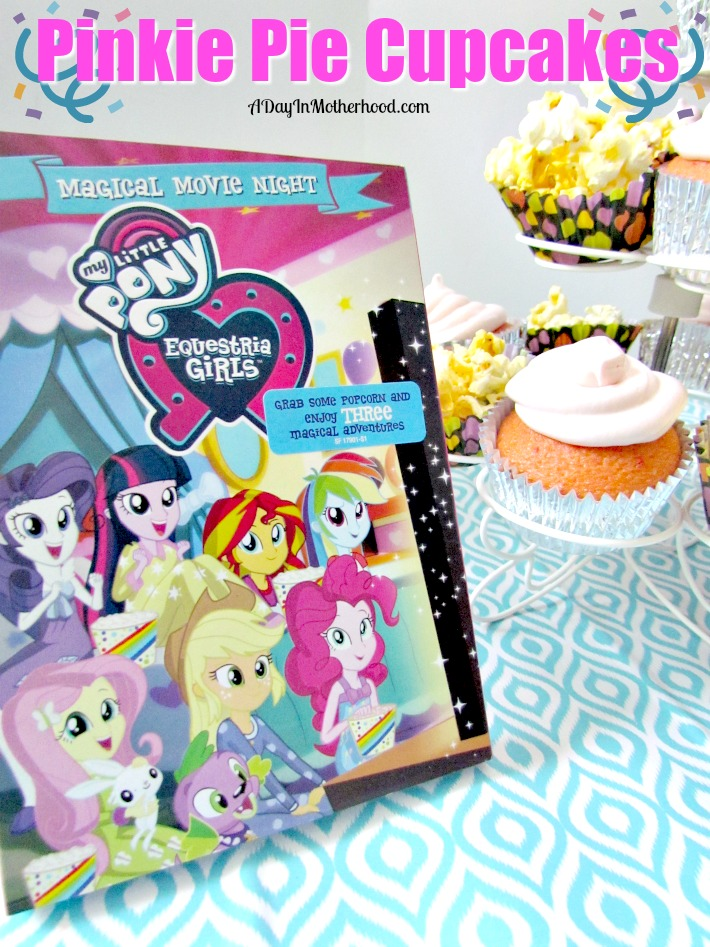 Have a Magical Movie Night with My Little Pony Equestria Girls. ad