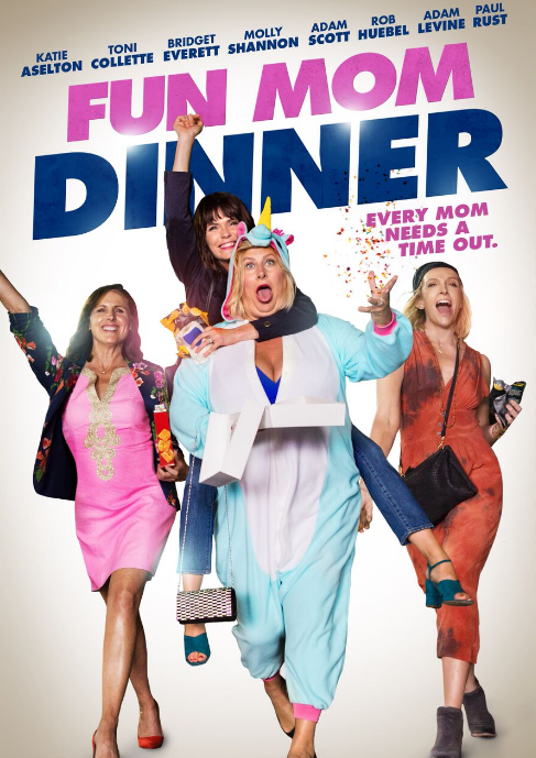 The FUN MOM DINNER Movie is Here