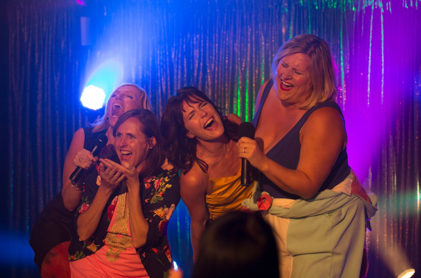 The FUN MOM DINNER Movie is Here and on demand