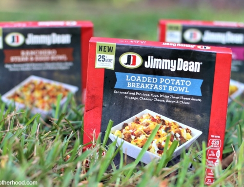 Eating Well With a Hectic Life Can be Done with Jimmy Dean Breakfast Bowls