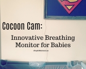 Cocoon Cam is a new innovative breathing and video monitor for babies. ad