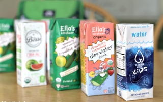 Pack Better Lunches for Our Planet + WIN a 9 Month Supply of Tetra Pak Food Products like Ella's Kitchen