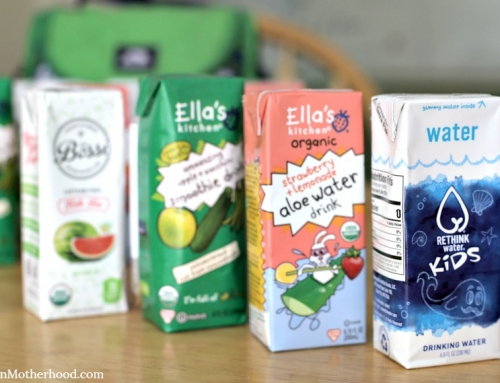 Pack Better Lunches for Our Planet + WIN a 9 Month Supply of Tetra Pak Food Products