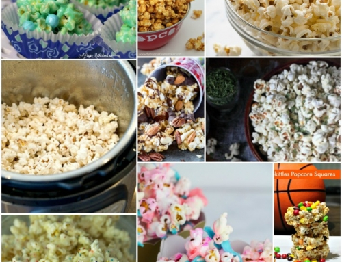 15+ Popcorn Recipes To Make For Movie Night